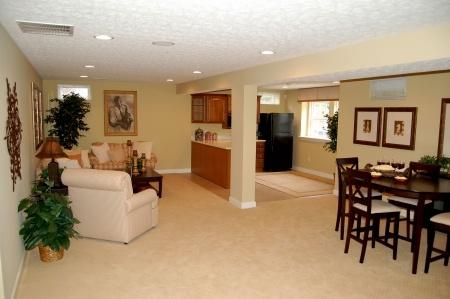 Advantages of a basement for Advantage basements